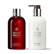 Molton Brown 2 Piece Rosa Absolute Bath & Body Collection