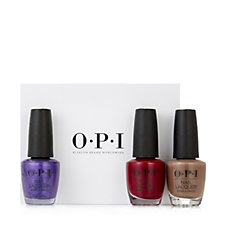 OPI 3 Piece Customer Favourites Collection