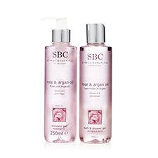SBC 2 Piece Rose & Argan Oil Skincare Collection