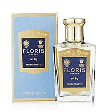 Floris No.89 Men's Eau de Toilette 50ml