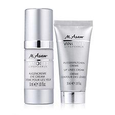M. Asam Vinolift Eye Cream 30ml & Lip Lines 30ml