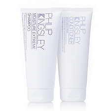 Philip Kingsley Moisture Extreme Shampoo & Conditioner 200ml