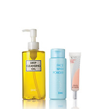 235310 - DHC 3 Piece Double Cleanse And Prep Collection