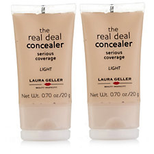 Laura Geller Duo Real Deal Concealer
