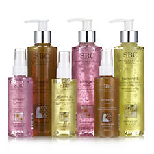 SBC 6 Piece Jasmine & Collagen Collection