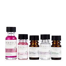 229712 - Perfect Formula 5 Piece Nailcare Essentials Collection