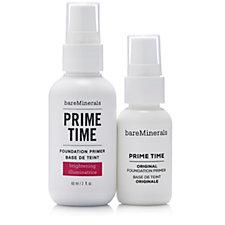 Bareminerals 2 Piece Prime Time Primer Collection