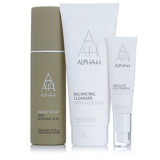 Alpha-H 3 Piece Liquid Gold Anti Ageing Collection
