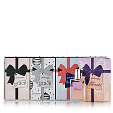 Philosophy 4 Piece Fragrance Coffret 10ml Collection