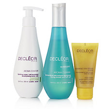 Decleor 3 Piece Body Collection