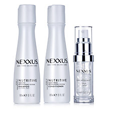 Nexxus 3 Piece Nutritive Replenishing Discovery Collection