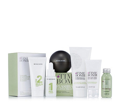 Lulu's Time Bomb 6 Piece Complexion Repair Skincare Collection - 210014