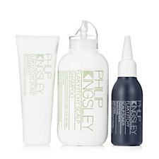 216414 - Philip Kingsley 3 Piece Flaky Itchy Haircare Collection