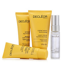 Decleor 3 Piece Face & Hand Winter Rescue Collection