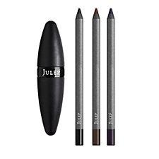 Julep When Pencil Met Gel Eyeliner Trio with Sharpener