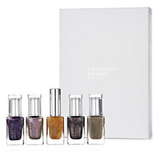Leighton Denny 5 Piece Sparkle Nailcare Collection