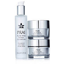 Prai Pure Prai & Platinum Skincare Collection