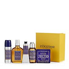 227815 - L'Occitane 5 Piece Men's Christmas Gift Box