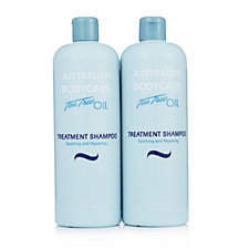 Australian Bodycare Supersize Shampoo 500ml Duo
