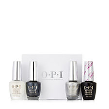 OPI 4 Piece Christmas Infinite Shine Coalmates Collection