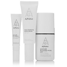 Alpha-H 3 Piece Skin Boosting Daily Essentials Collection