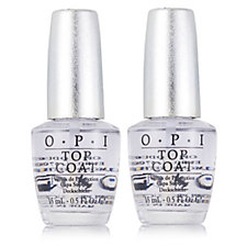 OPI Designer Top Coat Duo