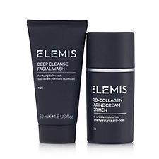Elemis Men's Pro-Collagen Marine Cream & Facial Wash