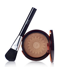 Laura Geller Baked Mediterranean Bronzer with Brush