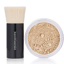 Bareminerals Gorgeously Flawless Deluxe Original Foundation & Brush