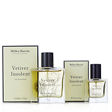 Miller Harris 2 Piece Vetiver Insolent EDP 50ml & 14ml