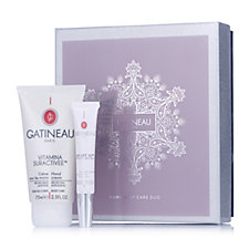 Gatineau Vitamina Handcream 75ml and Defilift Lip Care Coffret