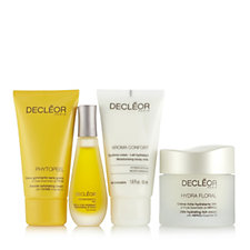 Decleor 4 Piece Aromessence & Hydra Floral Collection