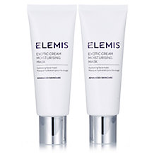 Elemis Exotic Cream Moisture Mask Duo