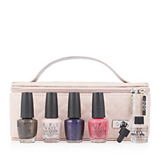 OPI 5 Piece Nailcare Favorites & Vanity Bag