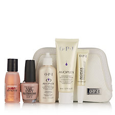 216417 - OPI Fabulous 5 Piece Nail Envy & Avoplex Nailcare Collection