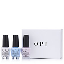 OPI 3 Piece Alice Through the Looking Glass Nail Collection