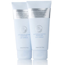 Liz Earle Nourishing Botanical Body Cream Duo