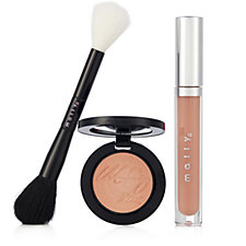 Mally 3 Piece Spring into Colour Lip & Cheek Collection