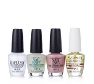 OPI 4 Piece Nail Envy 20th Anniversary Collection Tray
