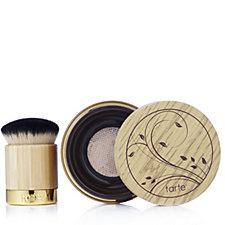 205119 - tarte Amazonian Clay Full Cover Airbrush Powder Foundation & Brush