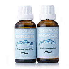 Australian Bodycare Tea Tree Oil 30ml Duo