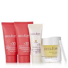 Decleor 4 Piece Summer Face Essentials