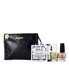 OPI 3 Piece Discovery Nailcare Collection & Bag