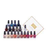 OPI 20 Piece Anniversary Mini Nailcare Collection