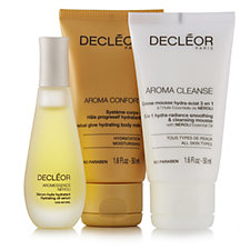 Decleor 3 Piece New Year New Glow Collection