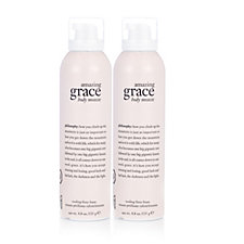 Philosophy Amazing Grace Serum Mousse Duo 200ml