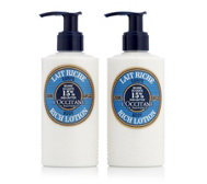 L'Occitane 2 Piece Ultra Rich Shea Body Lotion