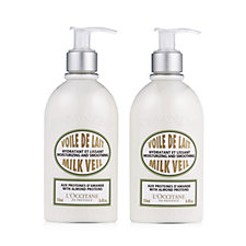 L'Occitane 2 Piece Almond Milk Veil Duo