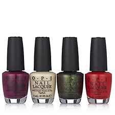 OPI 4 Piece Coca-Cola Limited Edition Nailcare Collection