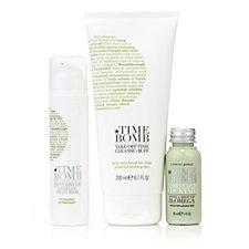 Lulu's Time Bomb Hydrate Your Skin Trio